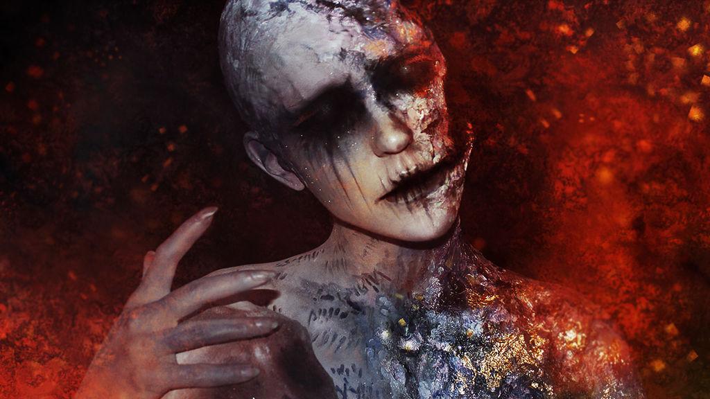 MAKEUP - Hellblade: Senua's Sacrifice [Hel] by AliceYuric
