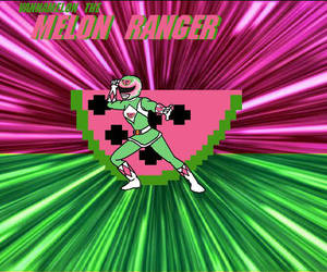 Melon Ranger by cam-and-sister-paint