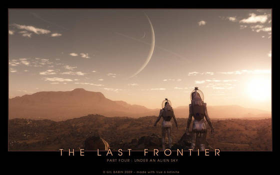 The last frontier 04 by GilB57