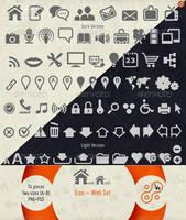 Icon Web Set by version-four