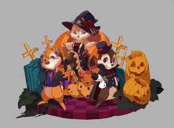 Halloween by Umintsu