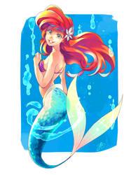 Ariel by Umintsu