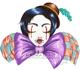Cirque du Silence by kingisen83