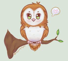 Tawny Tyto ID by TawnyTyto