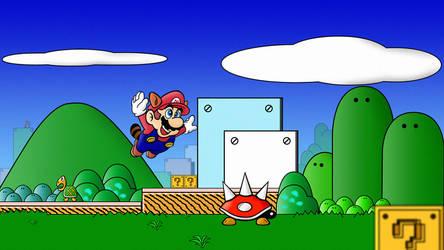 Mario 3 Showcase  1.78 version by debeerguy007