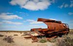 Raak Plain Truck Wreck by MartinBennet