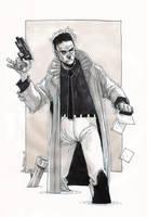 Blade Runner sketch by alanrobinson