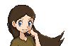 Eleanor Pokemon Vs Sprite by myosotis22