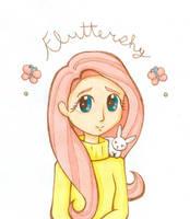 6 - Fluttershy by myosotis22