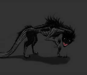 Snakewolf CP concept art by deKora01