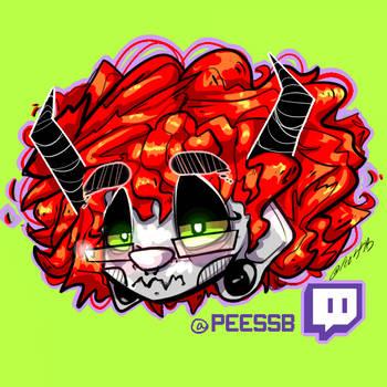 twitch avatar by fuckernaught