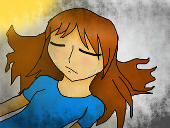 crying shadowleggy by riZZo6