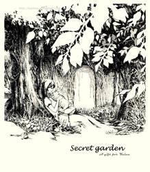 Secret garden by wantou