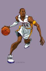 ASV::Kobe Bryant by KharyRandolph