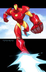 Ironman by KharyRandolph