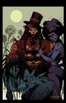 Voodoo Pimp by KharyRandolph