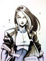 Sketch::Rogue by KharyRandolph