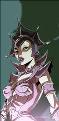 Evil-Lyn by KharyRandolph
