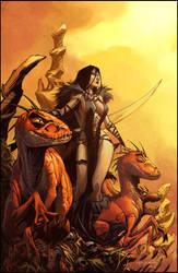 Charismagic:: The Death Princess 2 by KharyRandolph