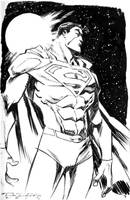 Man of Steel by KharyRandolph