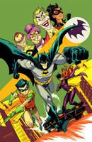 Batman :: 1966 by KharyRandolph