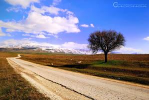 macedonian landscape by d-choonga