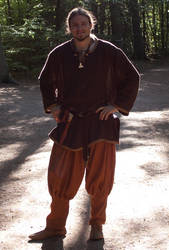 Viking Summer Garments by Benthor