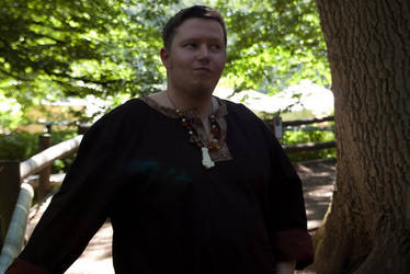 Viking Style Necklace by Benthor