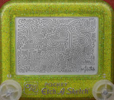 Etch a doodle number 2 by pikajane