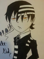 Death the Kid by lovemusicsoul1213