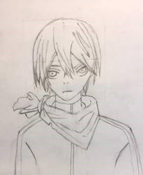 Yato by thiccboii
