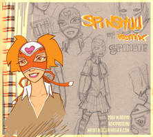 Spinshuu remix by mr187