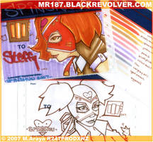 Stickerwork - Spinshuu x2 by mr187