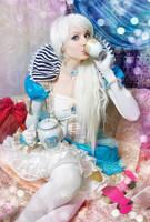 Sakizou Art, cosplay by ElenaGrigorenko