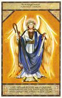 Archangel Jeremiel - Junisisst by Shinjuchan