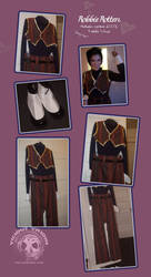 2007 Robbie Rotten costume by Shinjuchan