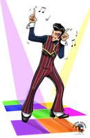 LT - Dancin Robbie by Shinjuchan