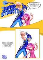 LT - Jump Start BG art by Shinjuchan