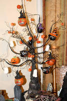 Homemade Halloween ornaments 2 by Shinjuchan