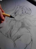 DBZ Gohan and Piccolo hearts by Shinjuchan