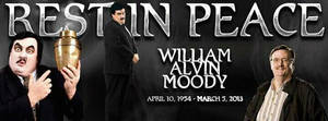 Paul Bearer Memorial Wall Graphic 1 by Shinjuchan
