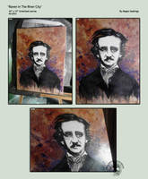 Access 2013 - Edgar Allan Poe by Shinjuchan
