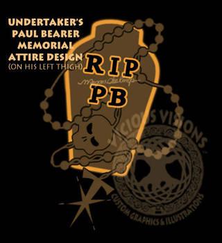 UT Paul Bearer Memorial attire - original colors by Shinjuchan