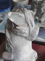 Paper mache Halloween projects 4 by Shinjuchan