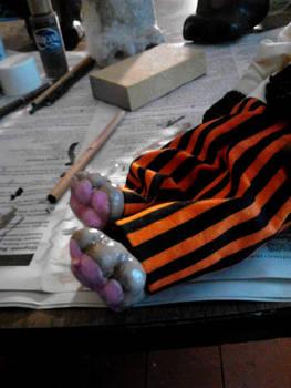 Paper Mache Halloween projects 18 by Shinjuchan