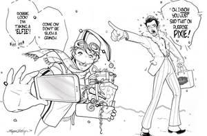 LT - Take A Elfie (English) by Shinjuchan