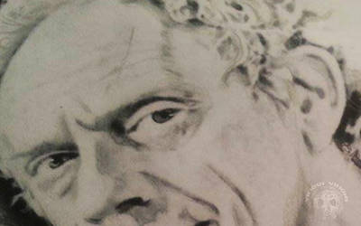 WIP Christopher Lloyd details 1 by Shinjuchan