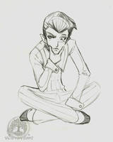 For Stefan by Shinjuchan