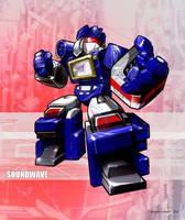 G1 Vornling Soundwave by Shinjuchan