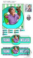 CM - Frank Welker homepage art by Shinjuchan